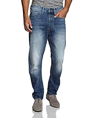 G-Star RAW Men's Type C 3d Loose Tapered Jeans