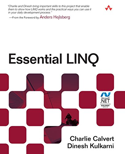 Essential LINQ (Microsoft .Net Development)