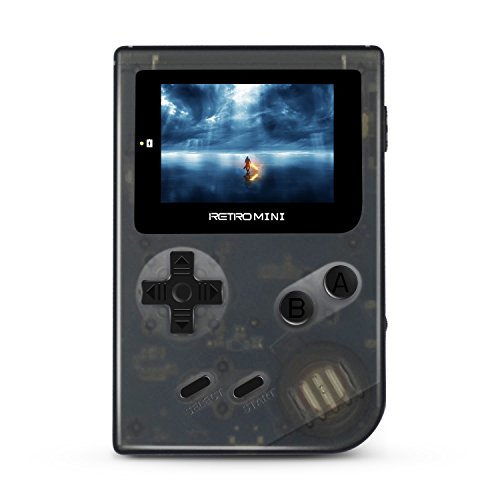 CXYP Retro Minihandspielkonsole, HD 2 Zoll Bildschirm mit 548 klassischen Video Spielkonsole mit Video / Musik / E-Book-Geschenk für Kinder Kinder