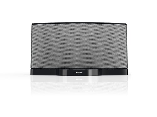 Bose Sounddock Iphone (Bose ® SoundDock Digital Music System, schwarz)