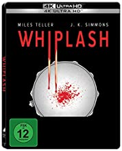 Whiplash (4K UHD Steelbook) Exklusiv bei Amazon.de [Blu-ray]