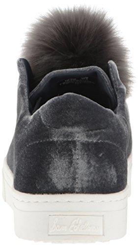 Sam Edelman Damen Leya Sneaker Grau (Smoke)
