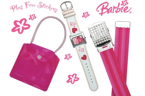 barbie-watch-and-diamante-belt-set