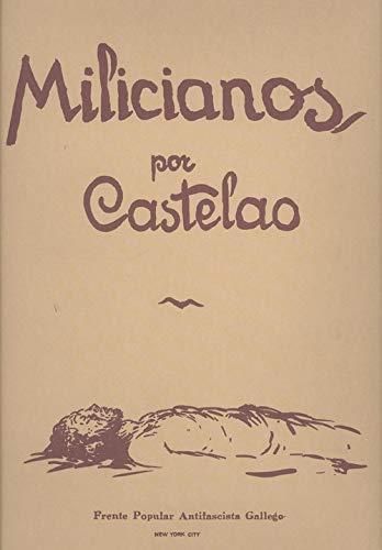 Milicianos (Álbumes de guerra) por Castelao