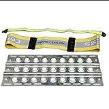 GO&CAR Voiture roue Grip Track Board anti-dérapage plaque Crossing voiture hors-route SUV équipement largeur 30cm , 100cm