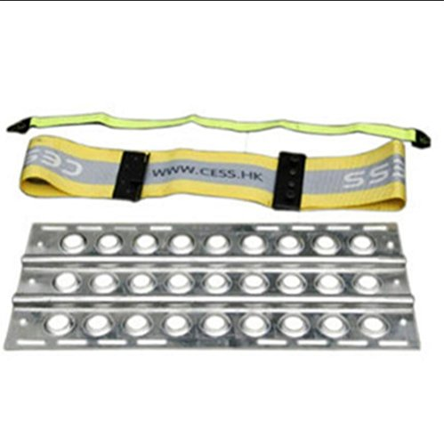 GO&CAR Auto Wheel Grip Track Board Anti-Rutsch-Platte Kreuzung Auto Off-Road SUV Ausrüstung breite 30cm , 100cm (100cm Snowboard-paket)