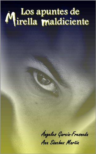 Portada del libro Los apuntes de Mirella maldiciente
