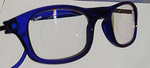 Reading Glasses Prescription imantadas magneticas Click Iman Various Strengths and Colours, blue, 1.5