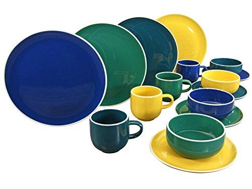 Creatable 16269 Serie Dallas, Pierre, Multicolor, 40 x 32,5 x 33 cm