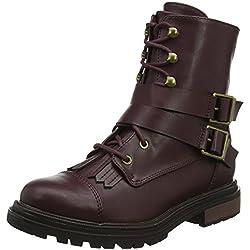 rocket dog women's lacey biker boots - 41CY2zVj5gL - Rocket Dog Women's Lacey Biker Boots