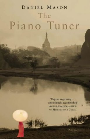 Book cover for The Piano Tuner