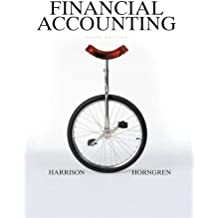 Financial Accounting: United States Edition (Prentice Hall Series in Accounting)