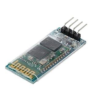 COLUDOR HC-06 RF Wireless Bluetooth Transceiver Slave Module RS232 / TTL to UART Converter Adapter