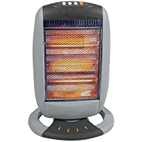 Highlands Oscillating Heater 1200W Tilt Safety Cut Off
