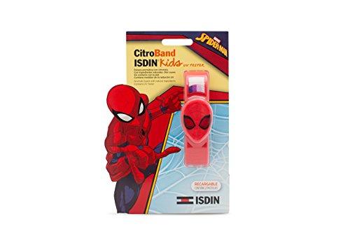ISDIN CitroBand Kids Disney Spiderman Pulsera de Citronela - 1 Unidad