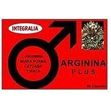 Arginina Plus 60 cápsulas de Integralia