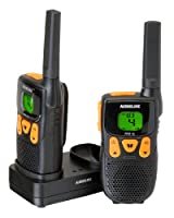 AUDIOLINE Power PMR 46 Walkie-Talkie-Set Reichweit