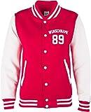 EZYshirt® Familien College Jacke Athletic mit Wunschnamen und Wunschnummer | Damen Herren Kinder |