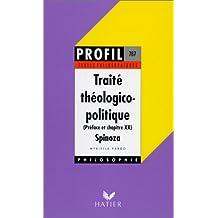 Traité théologico-politique (1670) : Préface et chapitre XX