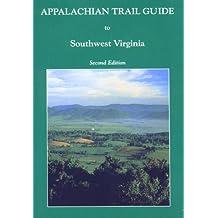Appalachian Trail Guide to Southwest Virginia with Map (Appalachian Trail Guides)