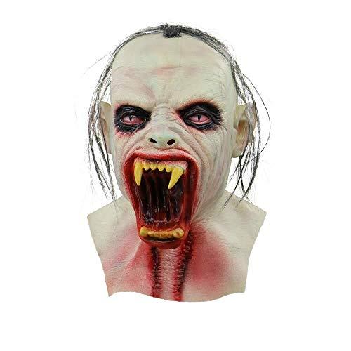 Unbekannt Fancy Mask Halloween-Rollenspiel Vampire Scary Zombie Masquerade, - Eishockey Zombie Kostüm