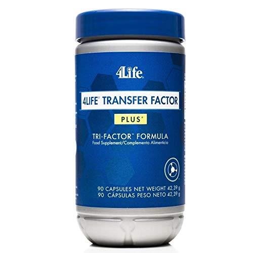 transfer factor plus de 4 life