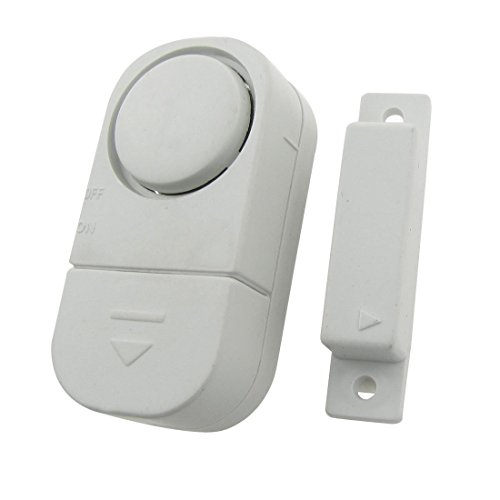 Pindia Wireless Door Window Safety Security Entry Alarm  available at amazon for Rs.140