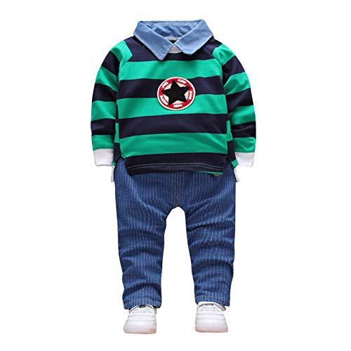 Scheda ღ uomogo vestiti per neonati 6-12 mesi abbigliamento bambino autunno  inve 4224d431a3e