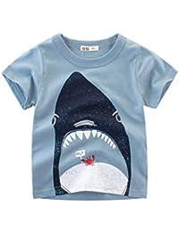 HEETEY - Camiseta - para bebé niño