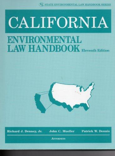 California Environmental Law Handbook