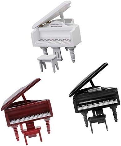 KESOTO Miniature InstruHommes t de Musique OrneHommes t Rétro Accessoires Poupées de Poupées Accessoires B07KFC7TMS 3be46d