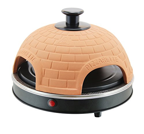 Emerio PO-110449 Pizza Oven Makes Pizza for 4�People