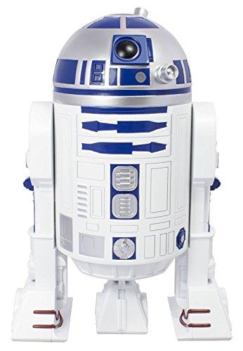 """Star Wars \""""R2-D2 Keksdose mit Klängen, Stein, Weiß/Blau"""