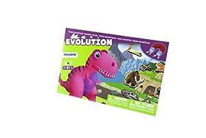 Miniland- On The Go: Evolution Juego magnético para niños. (31972)