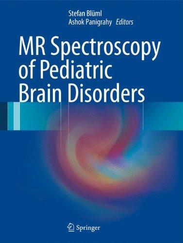MR Spectroscopy of Pediatric Brain Disorders (2014-12-16)