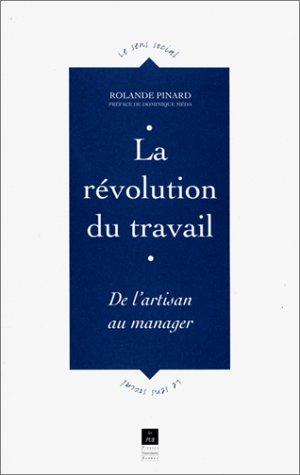 La révolution du travail