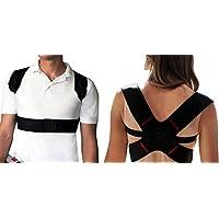 Premium Kyphose Korsett, Wirbelsäule-Stütze, Bandage aus Neopren für einen geraden Rücken, extra verstellbare... preisvergleich bei billige-tabletten.eu