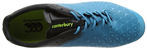 Canterbury Herren Control Elite 6 Stud Rugbyschuhe Blau (X13 Atomic Blue)