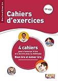 Cahiers d'exercices bien lire et aimer lire CP / CE1