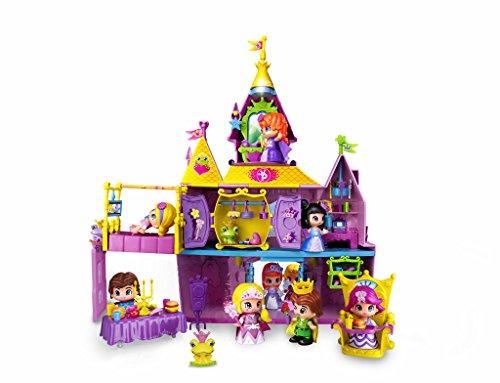Pinypon - 700014360 - Figurine - Le Château avec de Princesse