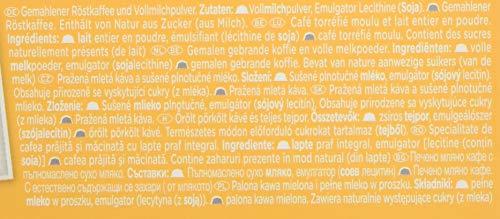 Nescafé Dolce Gusto Kaffeekapseln, Latte Macchiato ungesüßt, 3er Pack (48 Kapseln) 510g - 2