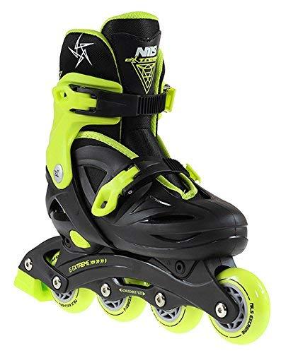Inlineskates Skates Inliner Rollschuhe größenverstellbar M NJ0321A