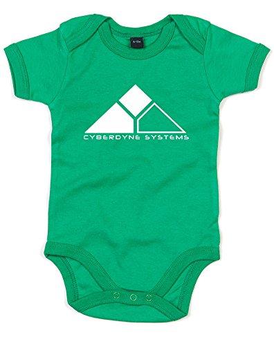 ai-corporation-gedruckt-baby-strampler-grun-weiss-12-18-monate