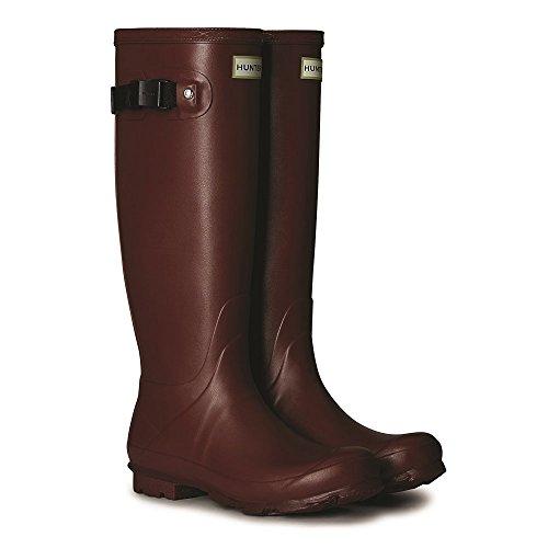 Hunter Norris Field Ladies Boot - Red Chestnut