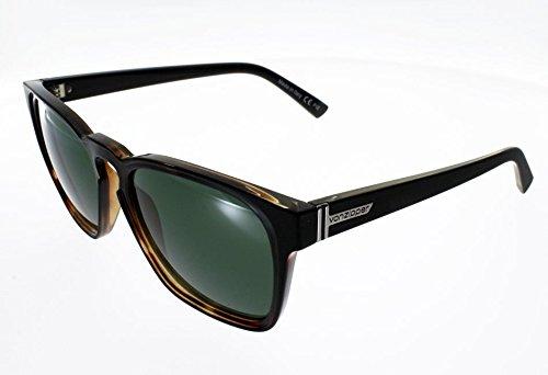 Vonzipper Herren Sonnenbrille Levee Black Satin
