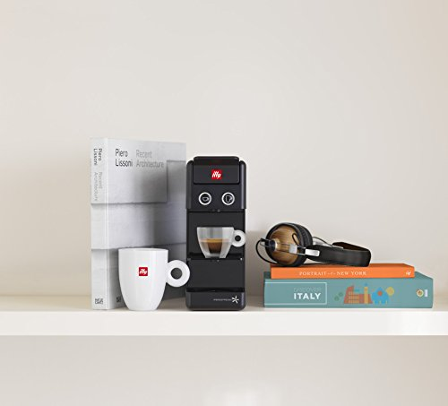 Francis Francis by illy 60291 Y3.2 iperespresso Coffee Capsule Machine, 850  W, White - Uk Appliances Direct