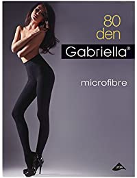 Gabriella Strumpfhose 80 DEN Blickdichte Microfaser