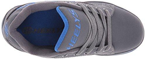 Heelys Propel 2.0, Chaussures de Tennis Garçon Gris (Grey / Royal)