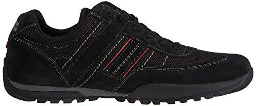 Dockers by Gerli 36HT001-206100 Herren Sneakers Schwarz (Schwarz 100)