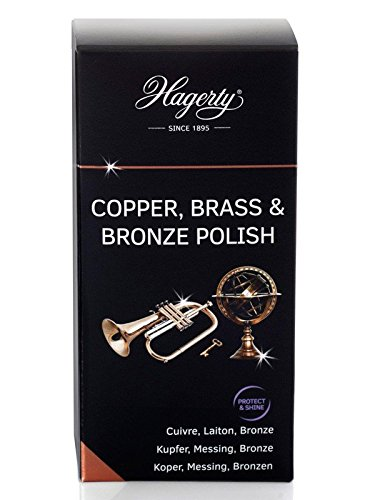 Copper Brass & Bronze Polish, crema per rame, ottone, bronzo, 250 ml